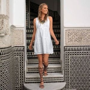 Prana | Kendall eyelet dress